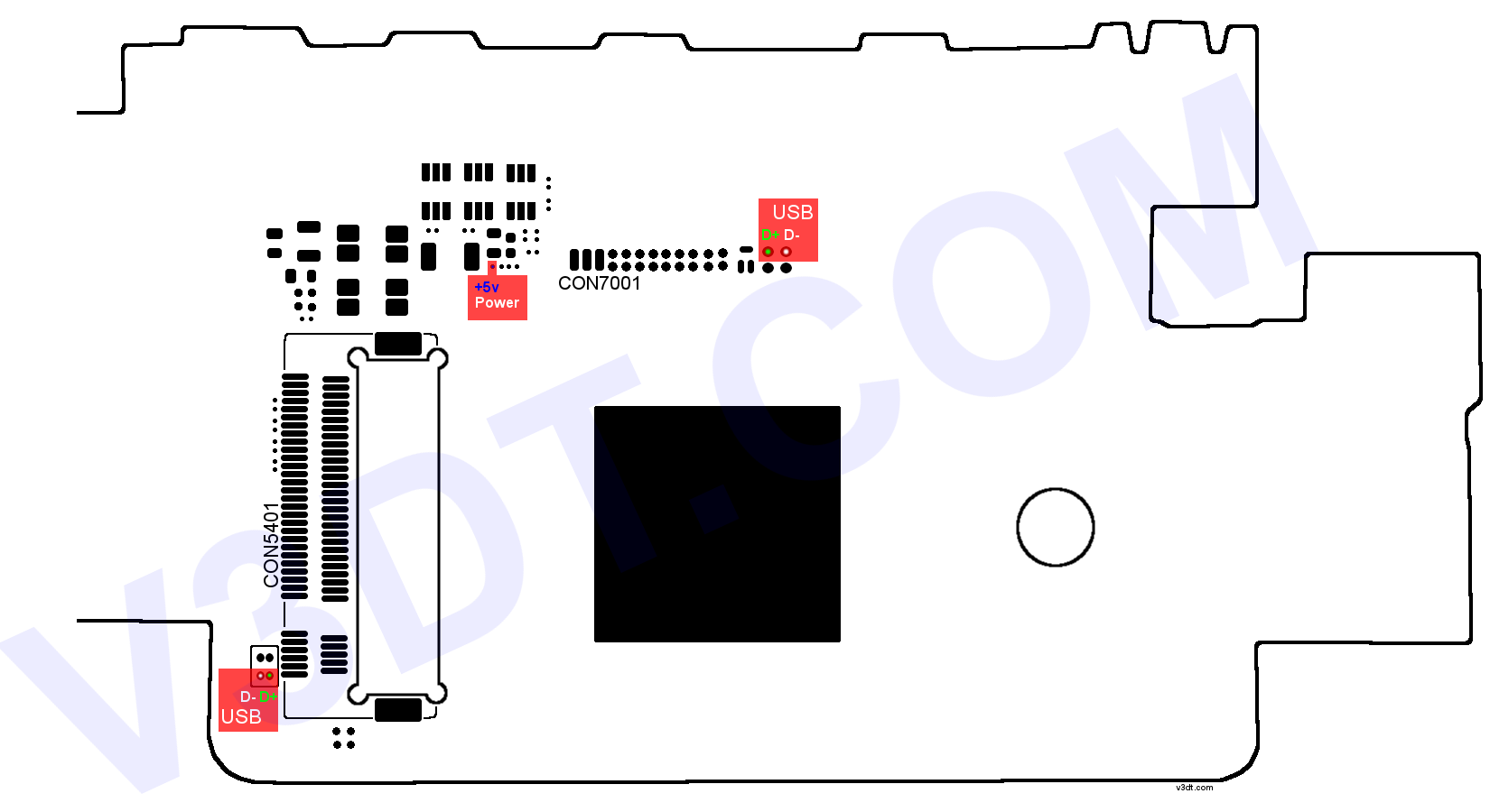 Dell Venue 5830 Computer Schematics Data Circuit Diagram Help Rewiring 70s Turntable Converting Xlr Gt Rca Preamp Diyaudio Adding 128gb Of Flash To The 8 Pro Tabletpcreview Com Rh Forum