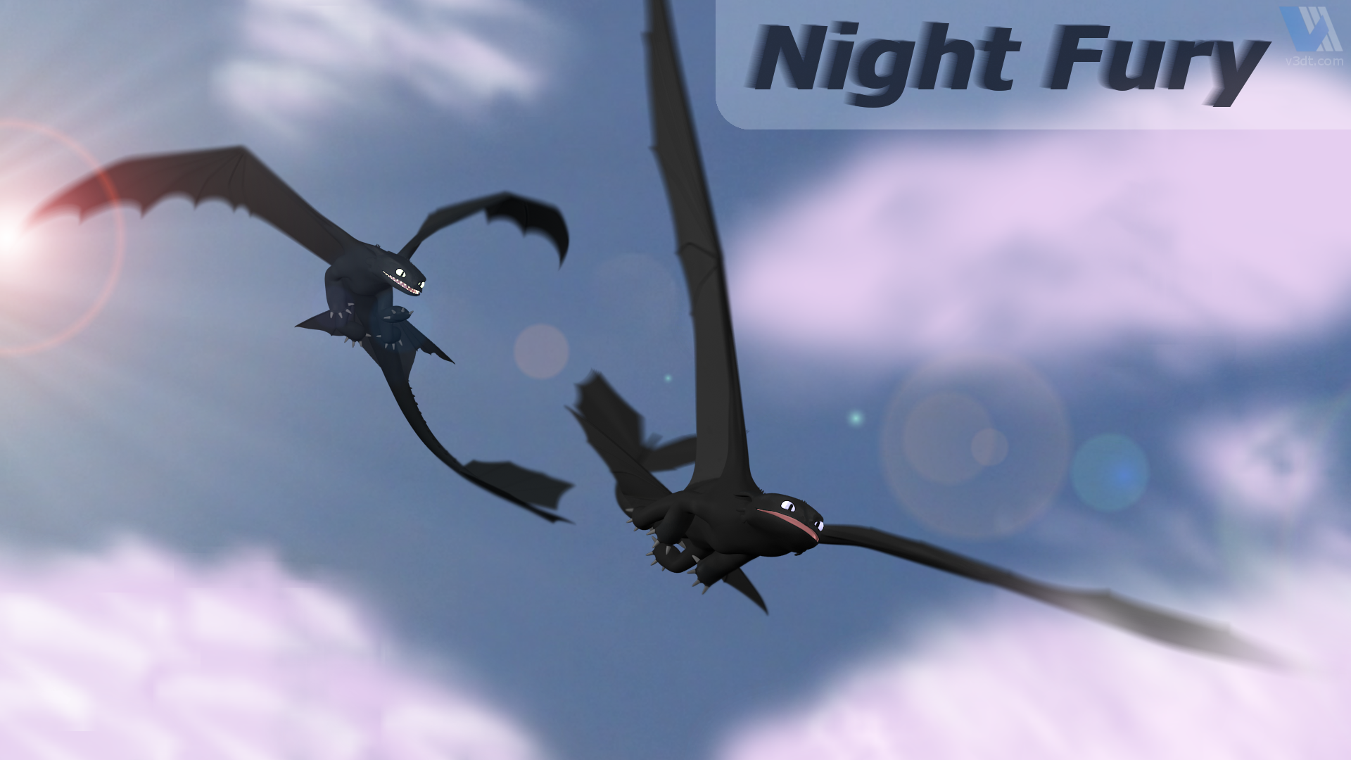 index of images render and test night fury